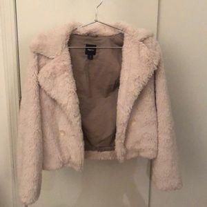 Gap Kids Fur Jacket